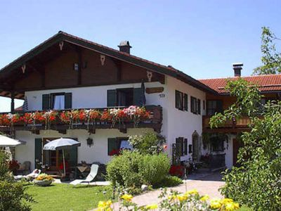 Photo for Ferienwohnung Rauschberg with stunning mountain views - DEB 032 Pension with mountain views in Inzell