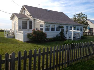 Smith Beach Waterfront Cottage Photo For 2br Vacation Al In Cape Charles Virginia