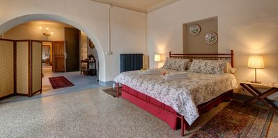 Photo for Stay, think and relax. 15' drive from Pisa, Lucca and the beach. The Suite