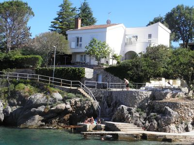"Photo for Beautiful ""Villa Valica"" just few steps from a sand beach."