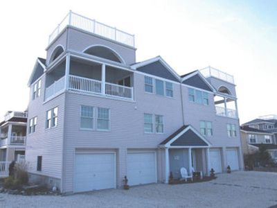 Photo for Ocean Side Home in Brant Beach 115133