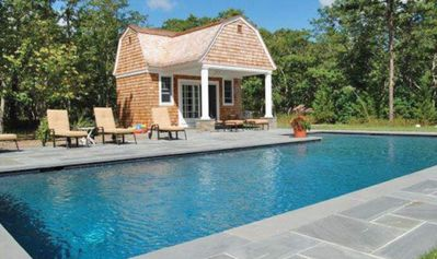 Photo for 4BR Estate Vacation Rental in East Hampton, New York