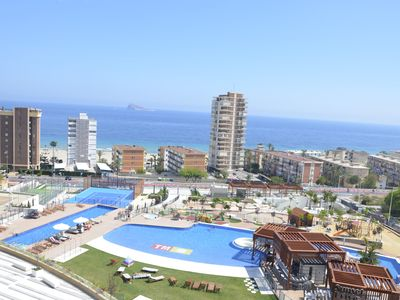 Photo for SUNSET DRIVE, IMPRESSIVE APARTMENT IN LUXURY VILLAGE COMPLEX