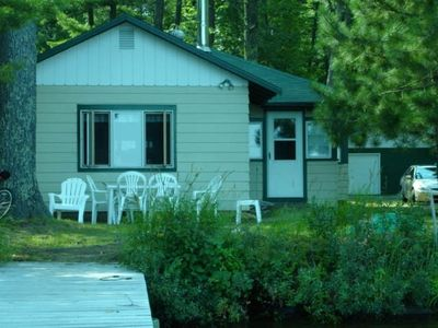 Photo for Beautiful 2.5 Bedroom House on Cranberry Lake
