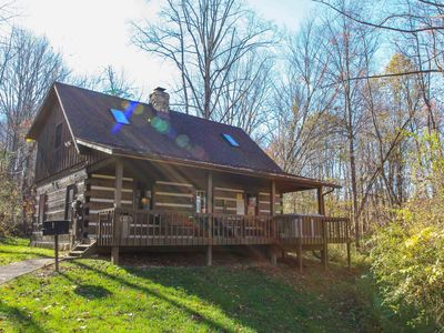 Photo for 3BR Cabin Vacation Rental in Logan, Ohio