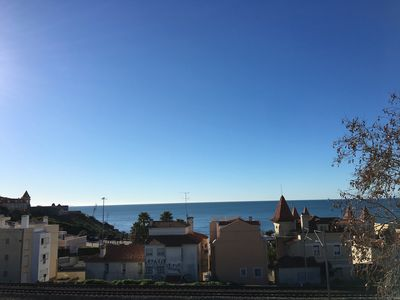 Photo for Estoril Beach House SEA VIEW & 1Min WALK TO BEACH
