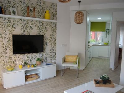 Photo for Apartment next to the beach, Fuengirola, Air Conditioning, ideal families