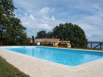 Photo for Villa with pool (in preparation), few minutes to the beach