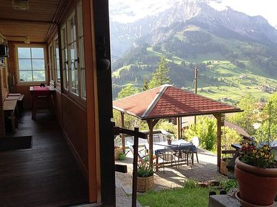 Photo for 2 bedroom Apartment, sleeps 4 in Tschenten
