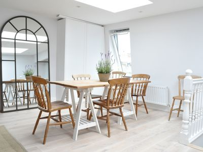 Photo for Spacious & Beautiful 3 Bedroom in Fulham - Three Bedroom Apartment, Sleeps 6