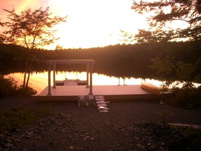 Photo for Luxury Lake Home Just Minutes from Halifax JUST 3 WEEKS REMAINING