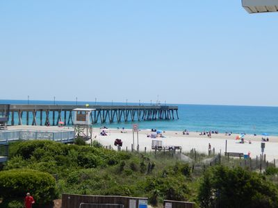 Photo for New for 2018!  4 bedroom just steps to the beach, pier, and everything else!