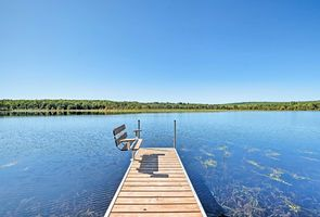 Photo for 3BR Cabin Vacation Rental in Harmony, Maine