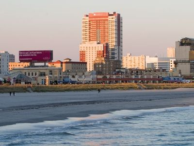 Photo for 2BR Condo Vacation Rental in Atlantic City, New Jersey