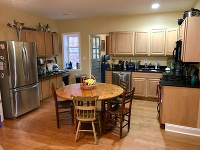 Photo for Spacious H St./NoMa Row Home w/off street parking