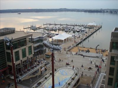 Photo for D.C Metro Area- Elegant 2 Bedroom Condo at the National Harbor