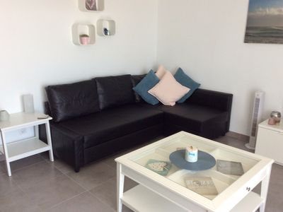 Photo for Stunning spacious apartment, all mod cons, UK TV, WiFi, AIRCON INCLUDED IN PRICE