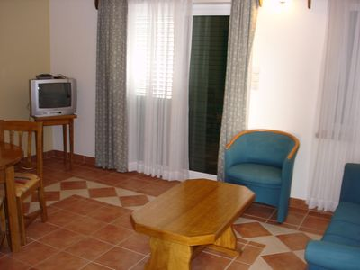 Photo for 1BR Apartment Vacation Rental in Rogoznica, Dalmatien