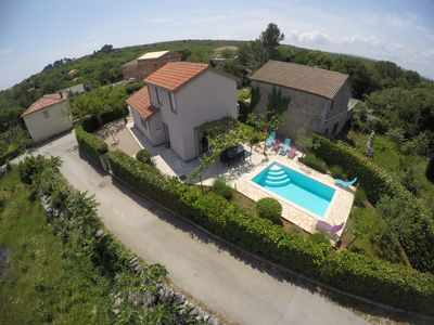 Photo for Villa ISA: 4 **** new house, private pool, free unlimited wi-fi