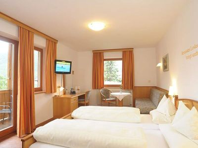 Photo for Double / Triple Room Superior 3/4 Genusspen. short - Regitnig - 4 * Hotel & Chalets