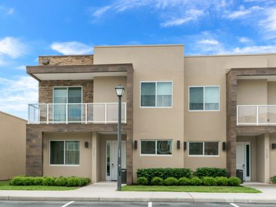 Photo for Luxury 4 Bedroom Home on Magic Village Resort, Orlando Townhome 3151