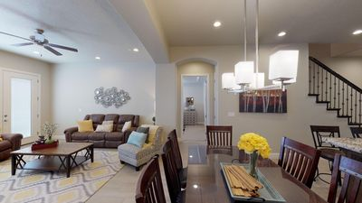 living room and dining 2085