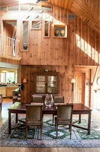 Photo for Expansive, light filled Laurentian Retreat