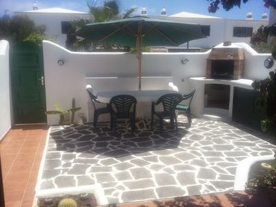 Photo for House in Lanzarote (Costa Teguise). Tranquility and all amenities.