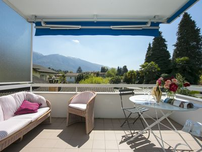 Photo for Charm Apartment, Ascona, Switzerland