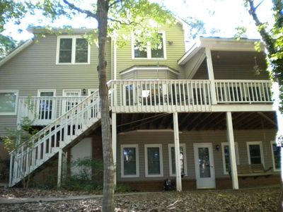 Photo for LAKE OCONEE! 6 Bedroom/3.5 Bath, Private Dock, Great for Families!!