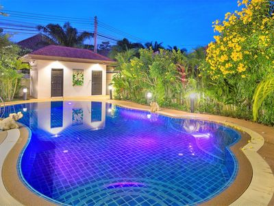 Photo for Luxury 4 Bed Villa with Private Pool near Walking Street