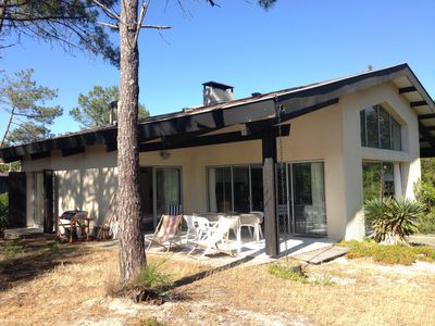 Photo for VILLA IN CAP FERRET CLOSE TO THE CENTER AND 44 HECTARES