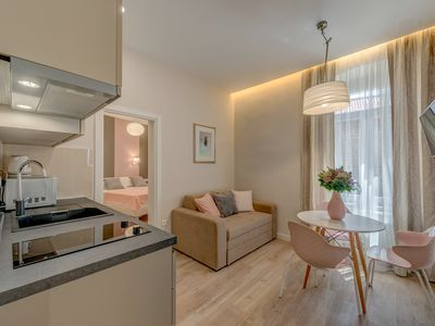 Photo for Stylish new apartment in the heart of city center
