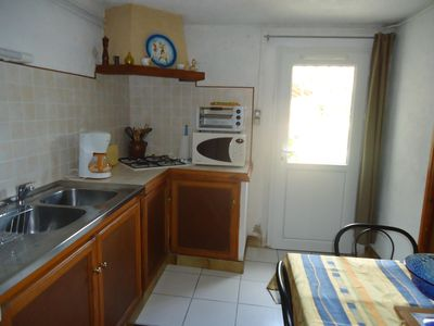 Photo for Ground floor apartment in a house with private entrance, peaceful