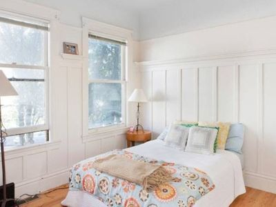 Photo for Cole Valley Getaway, quaint SF neighborhood