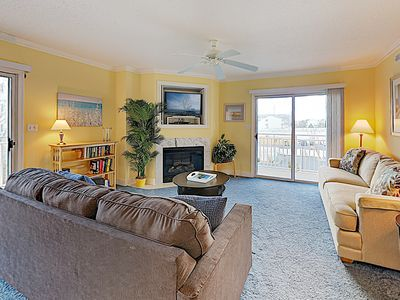 Photo for Charming Beach Condo w/ Rooftop Pool & Private Wraparound Balcony