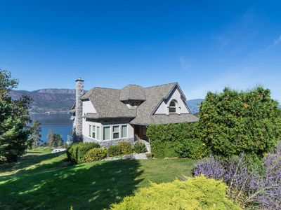 Photo for 5BR House Vacation Rental in Lake Country, BC