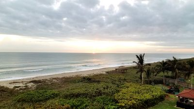 Photo for Beautiful 2/2 Oceanfront Condo on North Hutchinson Island!