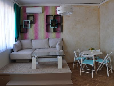 Photo for 1BR Apartment Vacation Rental in Sofia, Sofia City Province