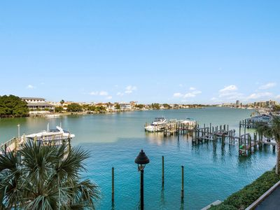 Photo for Luxury Waterfront- Tropical Decor -3 Bdr/2Bth-1824 sq.ft. w/ LCD TV's!