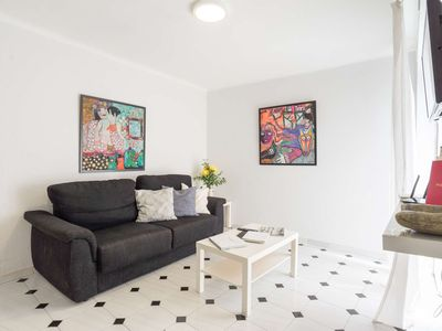 Photo for Comfortable apartment in the heart of Malaga