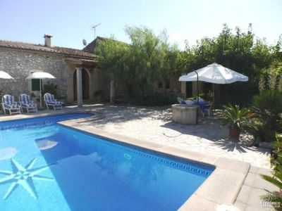 Photo for 3 bedroom Villa, sleeps 6 in Campanet with Pool