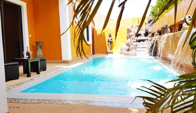 Photo for HIDELAND - The  Luxury Tropical Villa PATTAYA - POOL JACUZZI - GREAT LOCATION