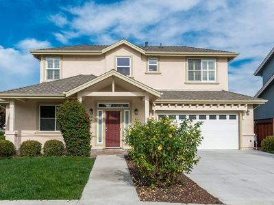 Photo for CY: Gorgeous 4brd home in Silicon Valley