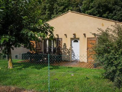Photo for Villa le Tournesol - a bright and modern bungalow in a rural village setting