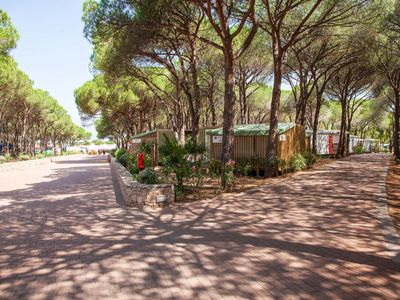 Photo for Vacation home Camping Baia Blu - La Tortuga (VGM300) in Vignola Mare - 4 persons, 2 bedrooms