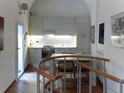 Photo for Vacation home Antico Borgo (FLG360) in Finale Ligure - 5 persons, 1 bedrooms