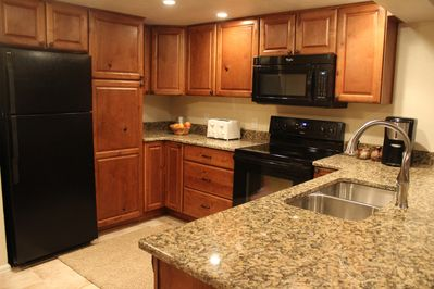 Kitchen remodeled 2014