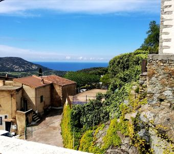 Photo for Typical Corsican house with panoramic sea / mountain view -4.5 kms sea Sleeps 6