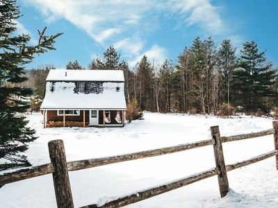 Photo for Location, Location!! Walk to Rec Path, Stowe Country Club, Events Field & Mtn Rd